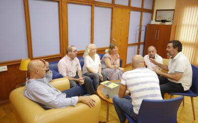 APTUR se reúne con el Alcalde de l'Alfàs del PI para hacer balance de la temporada y mejorar las gestión del alquiler turístico en el municipio