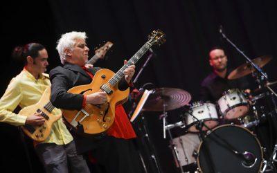 Ximo Tebar pone el broche final al XXVI Festival L'Alfàs en Jazz