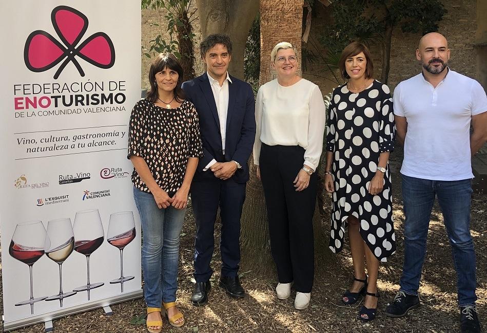 L'Alfàs del Pi se beneficiará de su pertenencia a la  Federación de Enoturismo de la Comunitat Valenciana