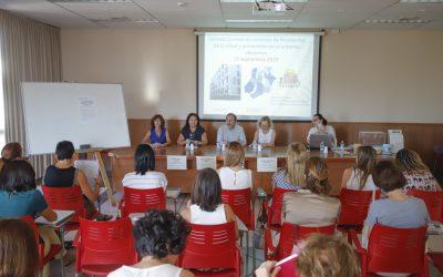 Salud Pública presenta en l'Alfàs la cartera de servicios para  promover hábitos saludables entre los escolares
