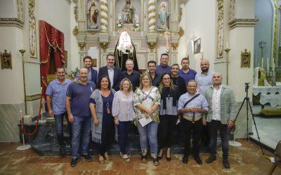 L'Alfàs celebró una de sus tradiciones culturales más antiguas con 'Les Copletes a la Verge dels Dolors'