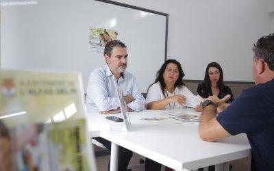 El Ayuntamiento de l'Alfàs oferta nuevos cursos para desempleados en el Centro de Formación Ocupacional