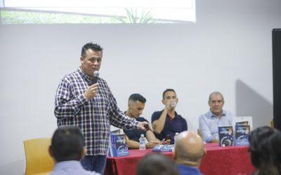 Oscar Pérez ha presentado  el Plan Estratégico de la Concejalía de  Deportes 2019 – 2023