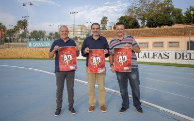 La próxima semana estará disponible la oferta deportiva de la temporada en el libro AD de la Concejalía de Deportes