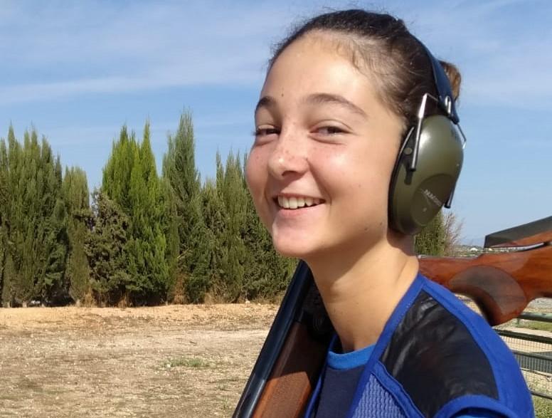 Paula Morcillo 9ª  del mundo tras su participación en el campeonato del mundo de Tiro al plato celebrado en Cheste (Valencia)