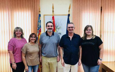 El Ayuntamiento de l'Alfàs continúa su colaboración con la asociación Corazón Exprés