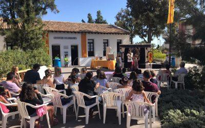 L'Alfàs celebra en familia el 9 d'octubre