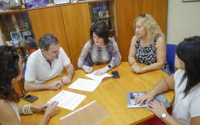 El Ayuntamiento de l'Alfàs renueva su colaboración con Memba, la Asociación de Mujeres Emprendedoras