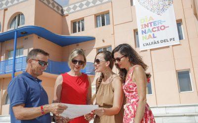 Hoy se ha presentado el día Internacional de l'Alfàs que se celebrará el próximo 27 de octubre