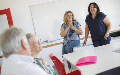 Arranca en la Casa de Cultura el Programa de Formación Básica para Adultos
