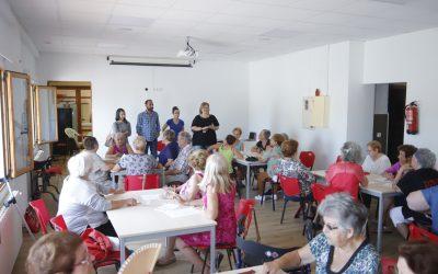 Comienza una nueva edición de los Talleres Saludables para personas mayores