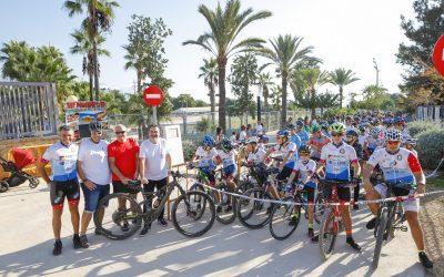 Éxito de participación en el día de la Bici y la fiesta del día del deporte en l'Alfàs del Pi