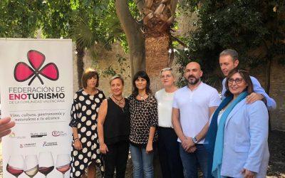 La  Federación de Enoturismo de la Comunitat Valenciana tratará de dar más presencia en el mercado a los vinos de Alicante