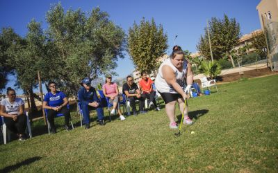 El golf como herramienta de inserción social en l'Alfàs