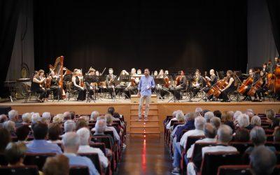 Magnífico concierto de la Orquesta Sinfónica La Primitiva de Llíria en l'Alfàs