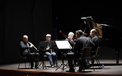 Mozartmanía nos deja la gran actuación de 'International Winds Ensemble' en l'Alfas