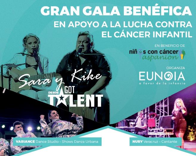 L'Alfàs acoge este viernes una gala solidaria en apoyo de la lucha contra el cáncer infantil
