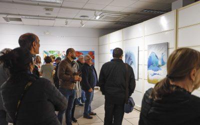 Inaugurada la exposición 'Aquí Pintamos Todas' en l'Alfàs