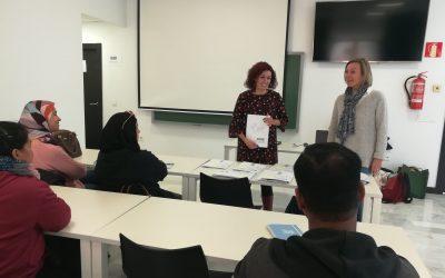 L'Alfàs oferta desde la oficina Pangea cursos de integración