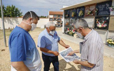 El Ayuntamiento de l'Alfàs ampliará el cementerio municipal con un nuevo pabellón de nichos
