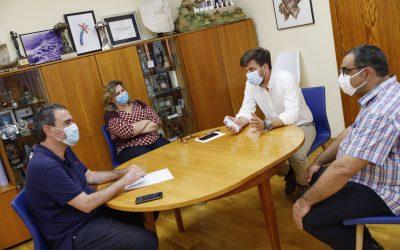 El Ayuntamiento de l'Alfàs y Jovempa MB seguirán colaborando en eventos formativos para emprendedores