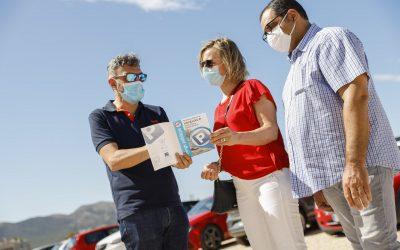 L'Alfàs con 2.842 plazas de aparcamiento gratuitas se declara municipio 'sin zona azul'