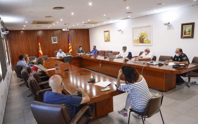 L'Alfàs no autorizará la apertura de locales ni concentraciones en el periodo de las Fiestas Mayores