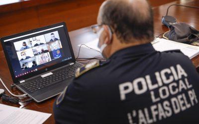 La Junta de Seguridad ratifica la anulación de los actos de las Fiestas Mayores de l'Alfàs