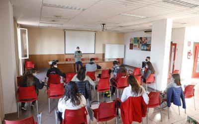 L'Alfàs acoge el curso Monitor de Actividades de Tiempo Libre de la Mancomunitat de la Marina Baixa