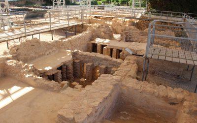 La Generalitat Valenciana concede una subvención de 10.000 euros a l'Alfàs para el Museo Villa Romana