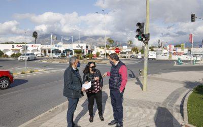 L'Alfàs aprueba el proyecto de conexión del centro urbano y la playa de l'Albir con fondos EDUSI