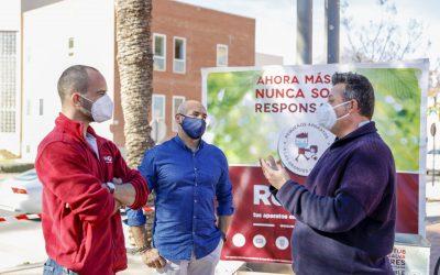 L'Alfàs se suma a la campaña 'Recicla' y apela al uso del Punto Limpio y a la responsabilidad ciudadana