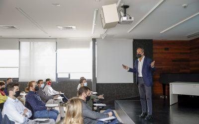 Jovempa celebra el Seminario 'Liderazgo Inspirador' por Luis Galindo en l'Albir