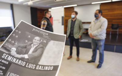 Mañana comienza el Seminario 'Liderazgo Inspirador' por Luis Galindo en l'Albir