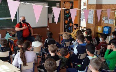 Educación lanza un año más la Campaña de Animación Lectora dirigida a la población escolar de l'Alfàs