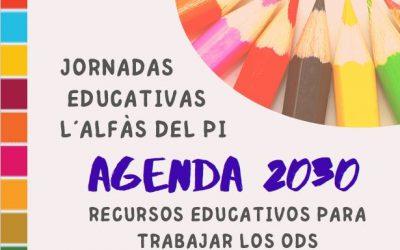 Jornadas Educativas en l'Alfàs sobre la Agenda 2030 y los Objetivos de Desarrollo Sostenible