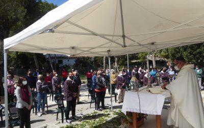 """La misa de """"Sant Vicent"""" vuelve dos años después al Captivador con """"restricciones"""""""