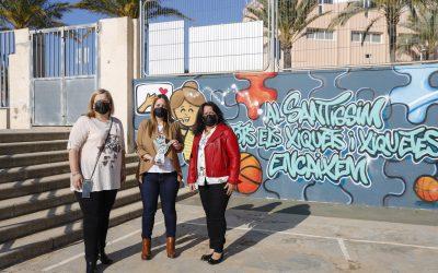 El Ayuntamiento de l'Alfàs agradece a los colegios las campañas solidarias de recogida de ropa y alimentos
