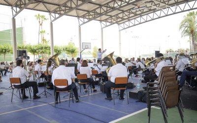 La Sociedad Musical La Lira de l´Alfàs del Pi celebra su tradicional Concierto de Primavera
