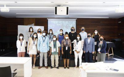 Una quincena de personas se forman en l'Alfàs en gestión de crisis y prevención de conflictos