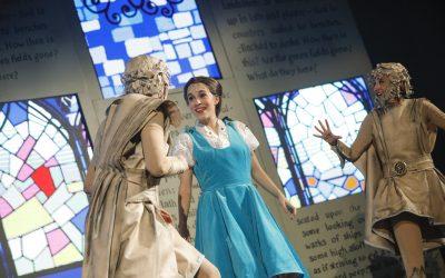 'La Bella y la Bestia' cierra la 19 Mostra de Teatre de l'Alfàs del Pi