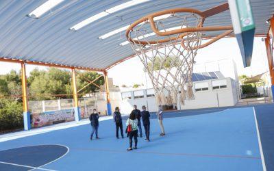 L'Alfàs invierte 383.360 euros del Plan Edificant en mejoras en el CEIP Veles e Vents