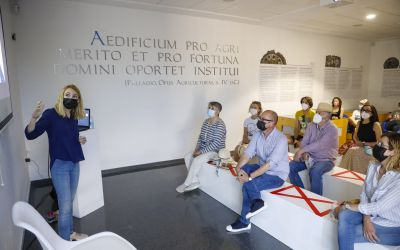 L'Alfàs celebra con éxito el Día Internacional de los Museos