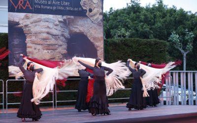 El Museo de la Villa Romana se transforma en espacio escénico en el Día Internacional de la Danza