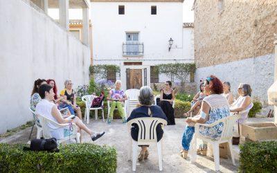 El Club de Lectura Feminista de l'Alfàs abordó el libro 'Ética Cosmopolita' de Adela Cortina