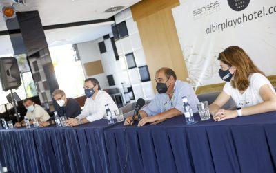 Hoy se ha presentado la Mediterranean Coast Challenge