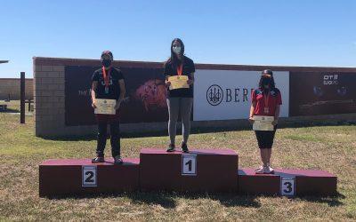 Paula Morcillo gana el  Grand Prix Internacional Beretta celebrado en granada