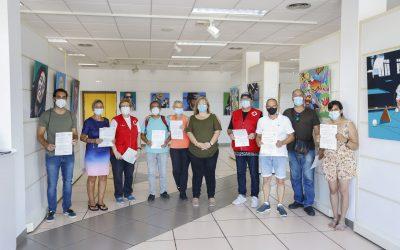 El Ayuntamiento de l'Alfàs forma a 30 personas en el uso de desfibriladores semiautomáticos