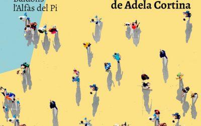 Recuerda que esta tarde el Club de lectura Feminista presenta el libro 'Ética Cosmopolita' de Adela Cortina