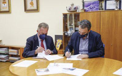 La Cámara de Alicante y el Ayuntamiento de l'Alfàs colaborarán en programas de formación y empleo
